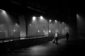 Luigi Lusenti 004, nebbia a Milano