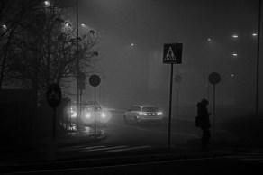 Luigi Lusenti 006, nebbia a Milano