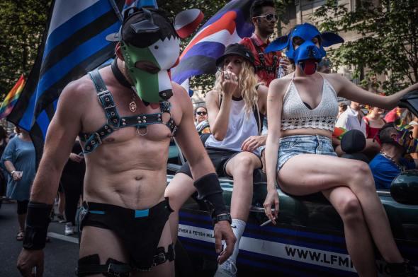 Marzio Toniolo 005, Milano Pride 2017