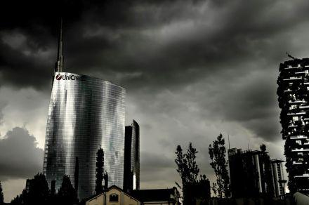 Melania Siracusano 001, Milano in tempesta