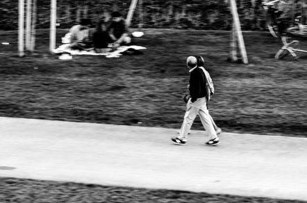 Melania Siracusano 004, A CityLife Walking