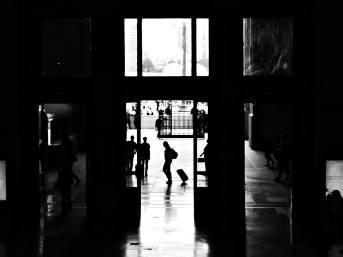 Monica Santoro 005, Stazione Centrale