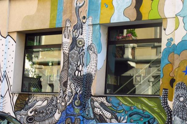 murales isola district