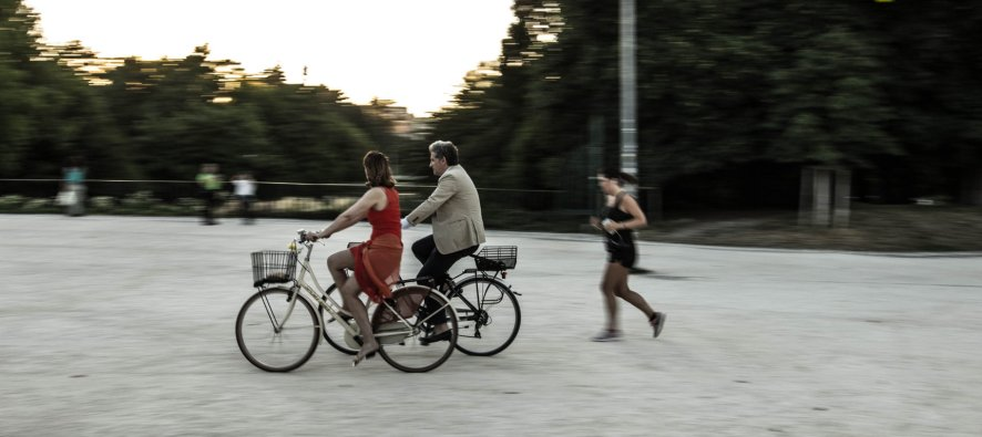 pedalate al parco