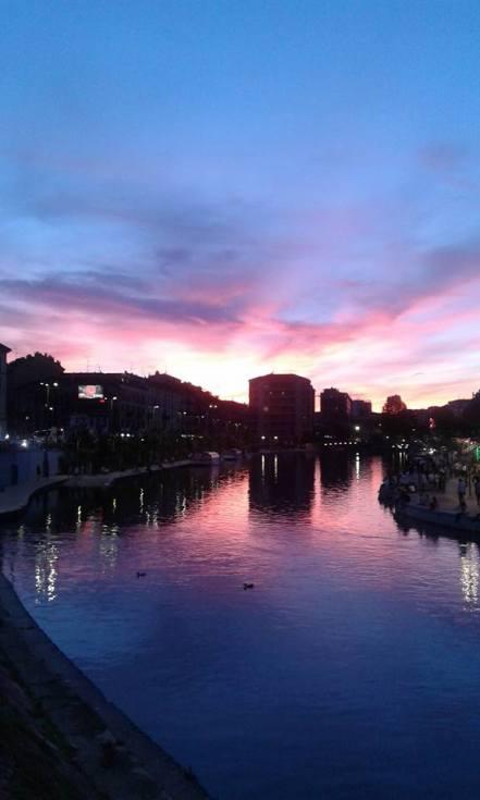 Sabina Oggioni 001, True colors - Navigli