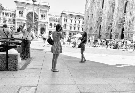 Enrico Nocito 008, SELFIE contro FOTOGRAFIA