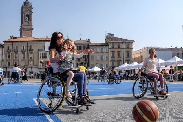 Daniela Borsari Basket, che gioia!