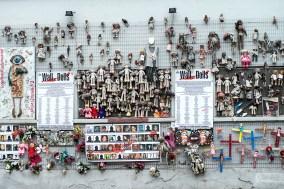 Wall Of Dolls