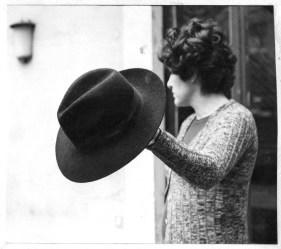Tadini - fotografie di lavoro dallo studio dell'artista - archivio Francesco Tadini