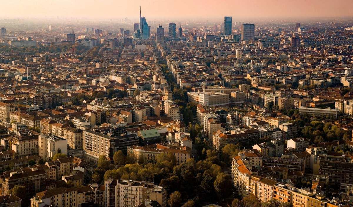 Andrea Cherchi, Buongiorno Milano