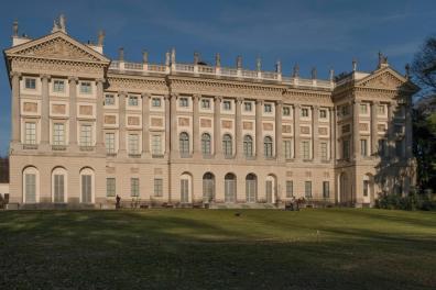 Villa Reale di Milano e GAM - di Luisa Grassi