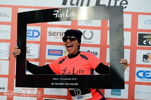 Cesare Augello, Run For Life5634