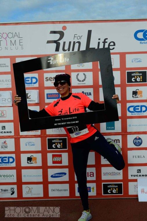 Cesare Augello, Run For Life5636