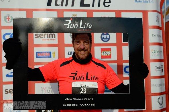 Cesare Augello, Run For Life5657