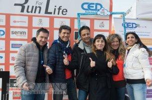 Danilo Borrelli, Run for Life 007