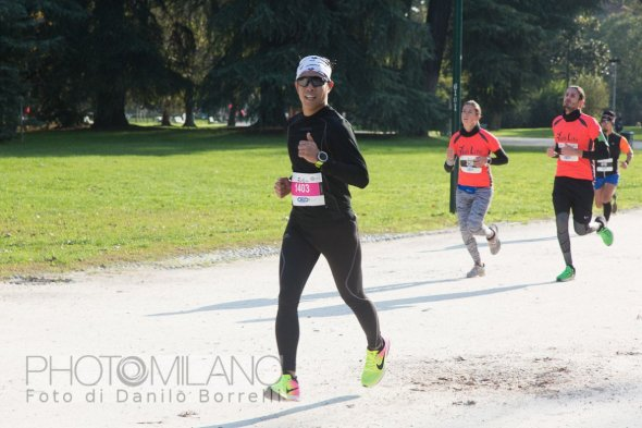 Danilo Borrelli, Run for Life 055