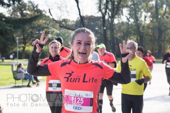 Danilo Borrelli, Run for Life 076