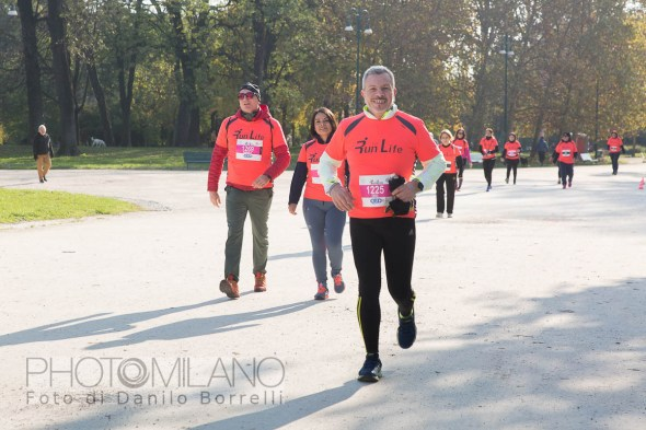 Danilo Borrelli, Run for Life 087