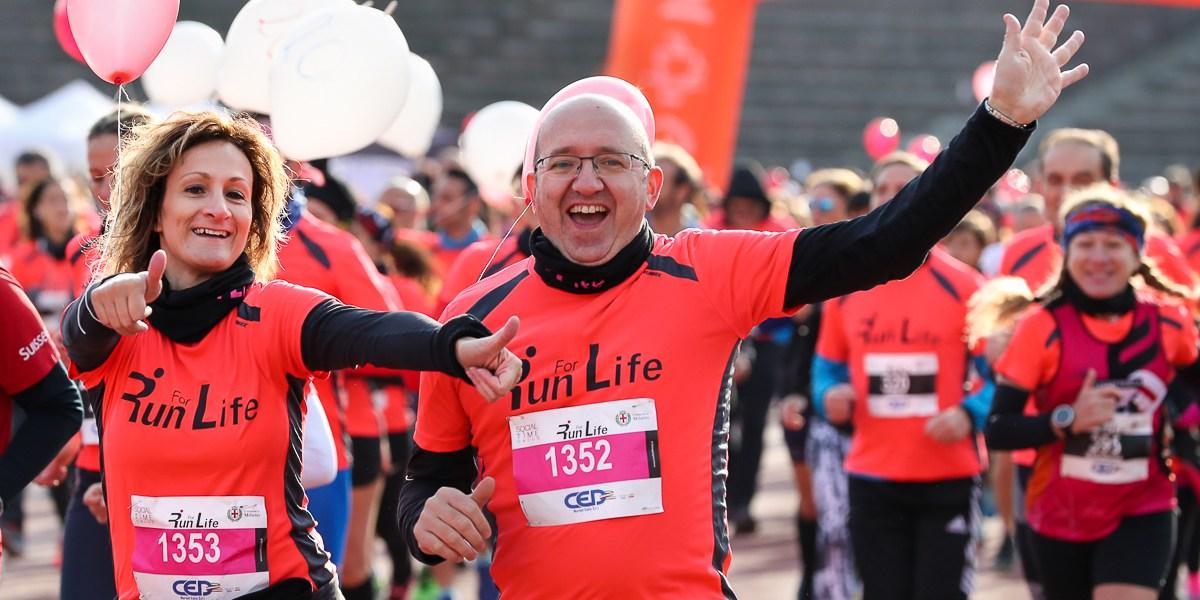 Run For Life 2018, Arena Civica Milano, foto di Francesco Tadini