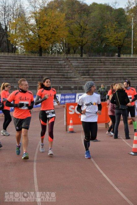 Luigi Alloni, Run For Life, 103