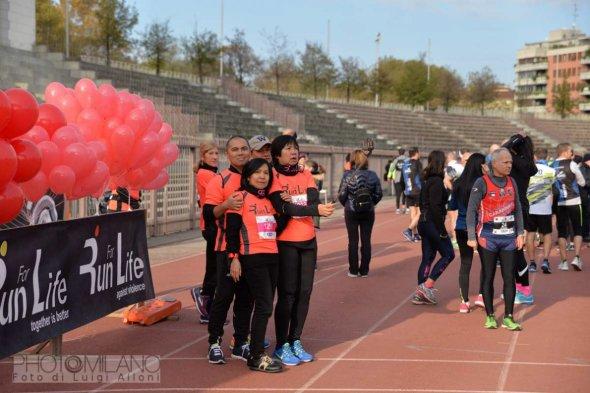 Luigi Alloni, Run For Life, 108