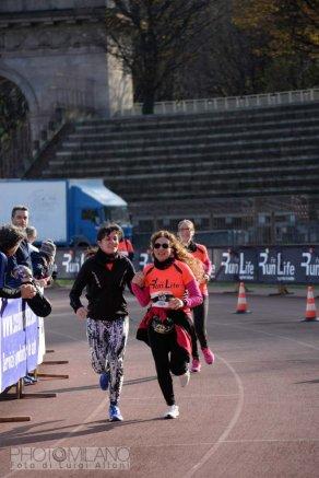 Luigi Alloni, Run For Life, 130