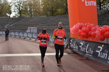 Luigi Alloni, Run For Life, 167