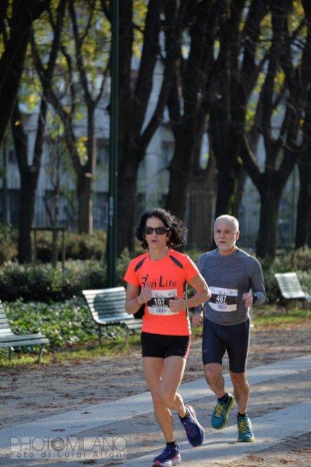 Luigi Alloni, Run For Life, 173