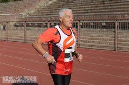 Laura Caligiuri, Run For Life