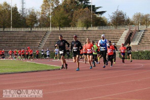 Laura Caligiuri, Run For Life (101)