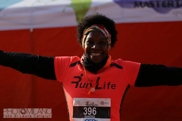 Laura Caligiuri, Run For Life (150)