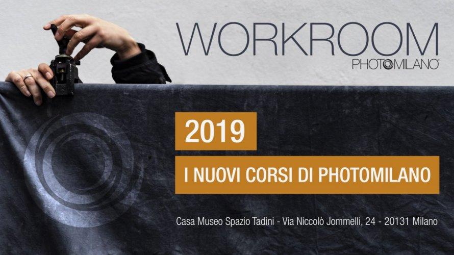 WorkRoom PhotoMilano, corsi di fotografia