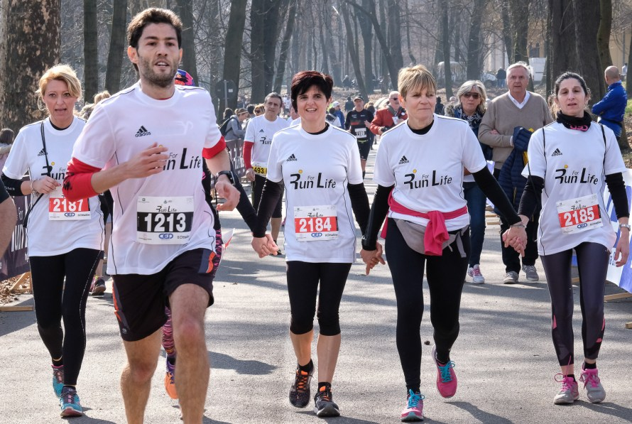 Run For Life Monza 2019, fotografie di Francesco Tadini