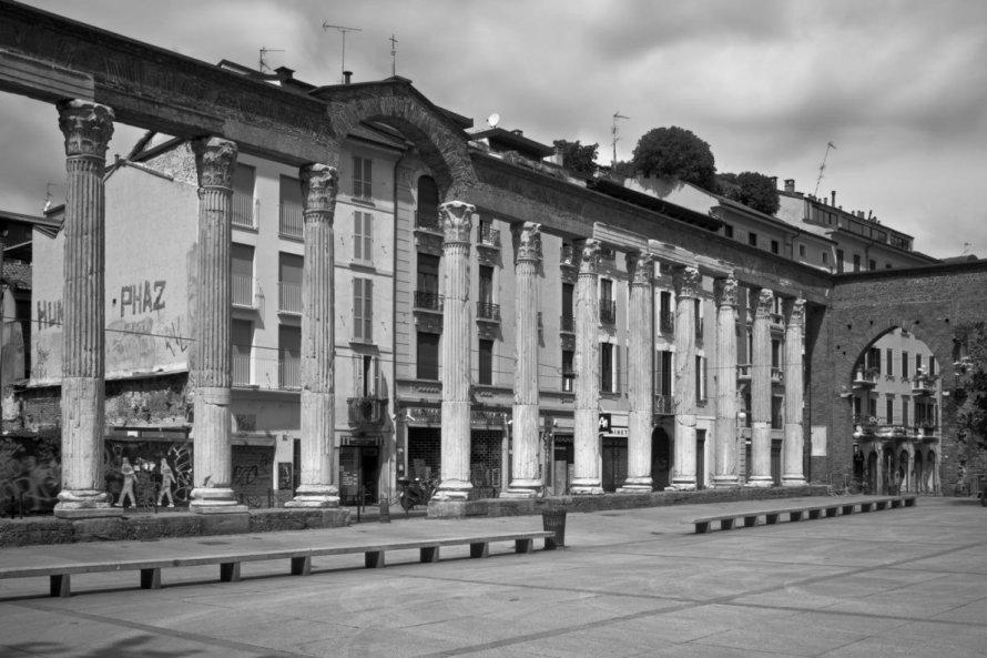 Roberto Longoni, Milano la città silente, contest fotografico PhotoMilano Estate 2019