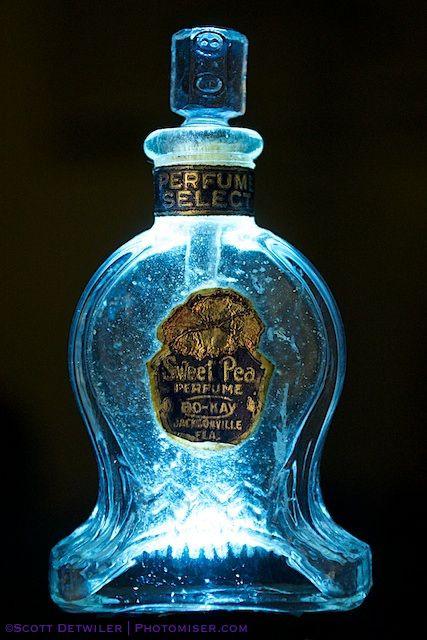 Sweet Pea perfume