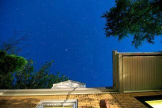 Wide Night Sky