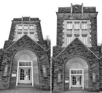 North Park Boathouse Ultrawide Comparison