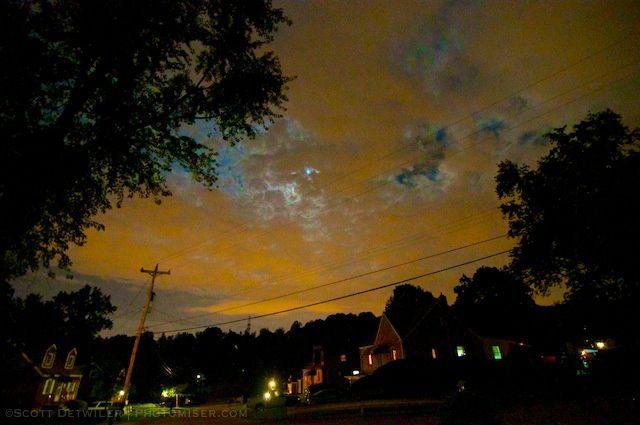 Suburban Glow