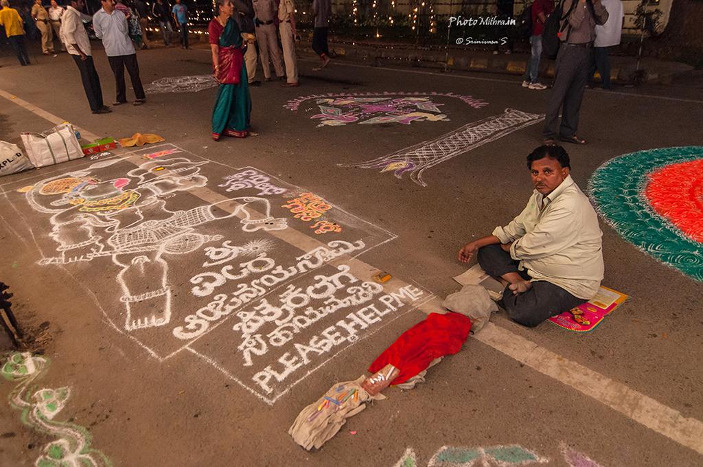 Jogi Nagappa - An amazing artist!