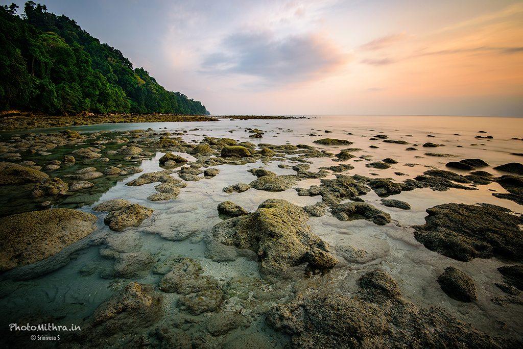 A fresh perspective of Radhanagar beach
