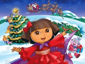 Christmas Dora gifts 1