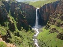 Maletsunyanefalls Lesotho