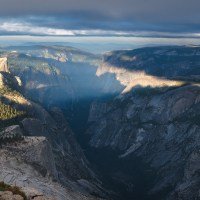Amazing view - Half Dome Yosemite National Park