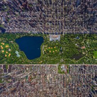 Amazing Central Park New York City different view