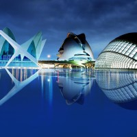 Spain mood - Santiago Calatrava