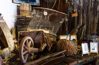 Herring Fishing Relics, Sweden