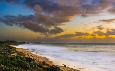 Sunset from Mandurah