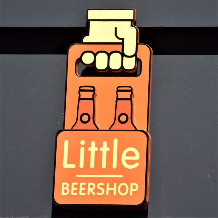 Petit magasin de bière