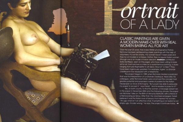 Madison magazine – Portrait of a Lady
