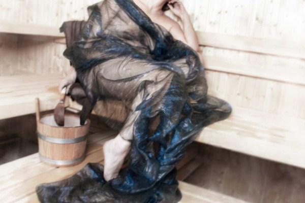 Steaming Sauna